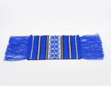 Culoare albastru, material acrilic